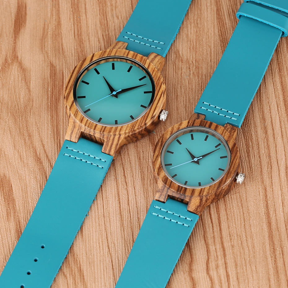 couples wooden watches