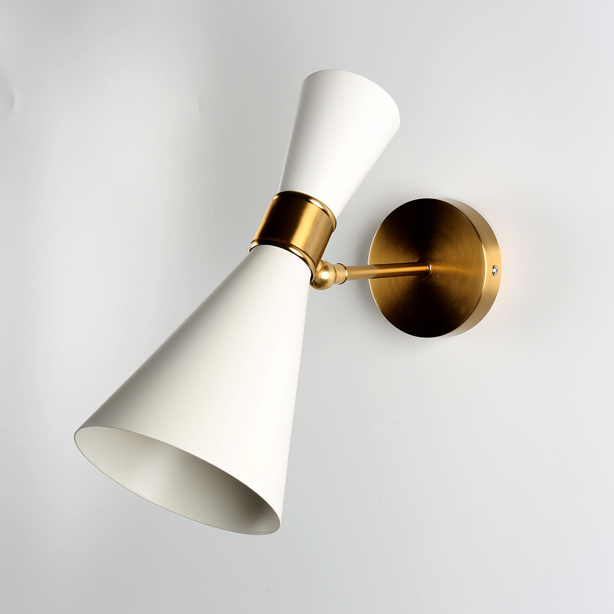 Nordic Golden Modern Wall Lamp - Wall Lamps