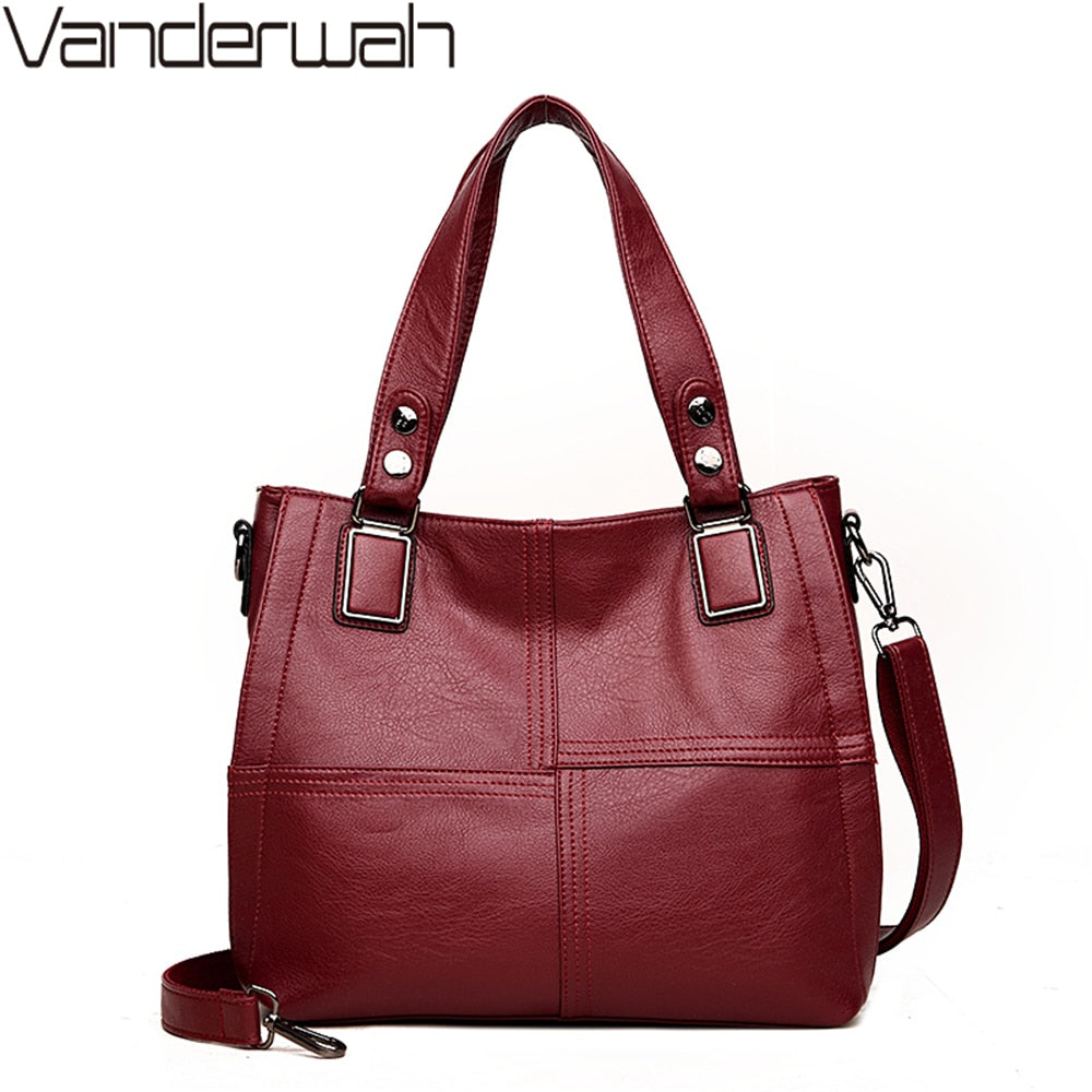 NEW Fashion Leather Women Bags Handbags